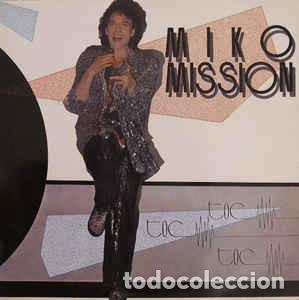 MIKO MISSION - TOC TOC TOC - MAXI-SINGLE SPAIN 1987 (Música - Discos de Vinilo - Maxi Singles - Pop - Rock - New Wave Extranjero de los 80)
