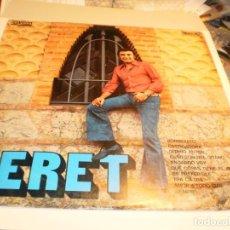 Discos de vinilo: LP PERET. 10 TEMAS DE ÉXITO. ORLADOR 1971 SPAIN (PROBADO Y BIEN). Lote 195309852