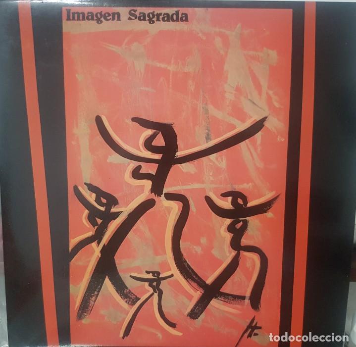 IMAGEN SAGRADA - POP ROCK PUNK CANARIO - DISCAN - COMO NUEVO (Música - Discos - LP Vinilo - Otros estilos)