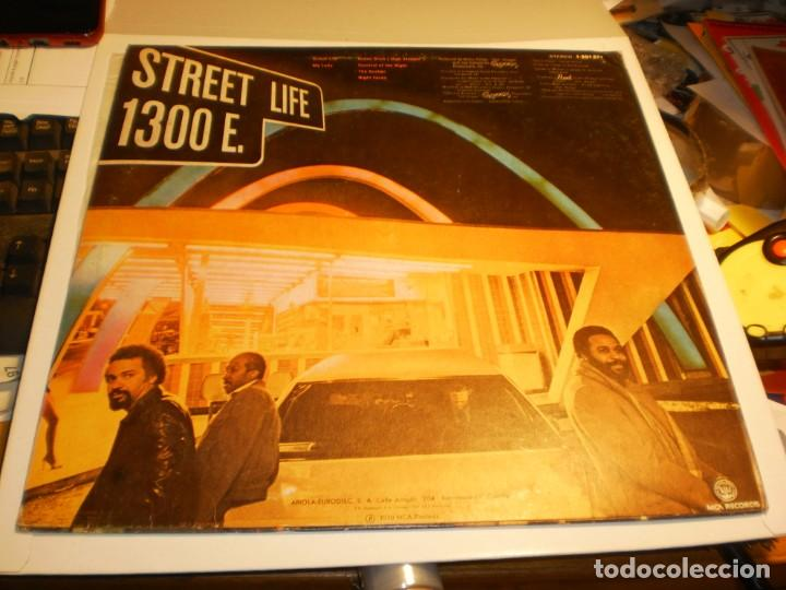 Discos de vinilo: lp crusaders. street life 300 s. mca 1980 spain con inserto (probado, bien y seminuevo) - Foto 2 - 195312116