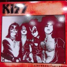 Discos de vinilo: KISS -FIREHAUSE IN DETROIT -LP-. Lote 195312901