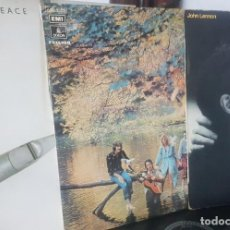 Discos de vinilo: LOTE DE 3 LPS JOHN LENNON PAUL MCCARTNEY WINDS - BUEN ESTADO - MIRAR FOTOS - BEATLES. Lote 195313918