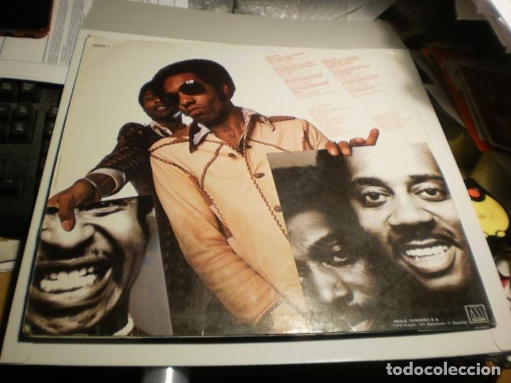 Discos de vinilo: lp the temptations. do the temptations. motown 1976 spain (probado y bien, buen estado) - Foto 2 - 195314021