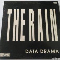 Discos de vinilo: DATA DRAMA - THE RAIN. Lote 195314961