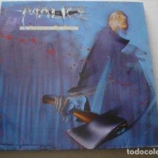 Discos de vinilo: MALICE LICENSE TO KILL. Lote 195315445