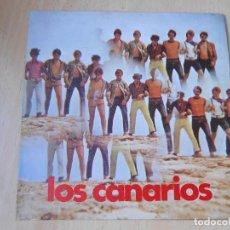 Discos de vinilo: CANARIOS, LOS, SG, PEPPERMINT FRAPPE + 1, AÑO 1967. Lote 195315693