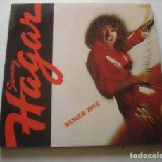 Discos de vinilo: SAMMY HAGAR DANGER ZONE . Lote 195316468
