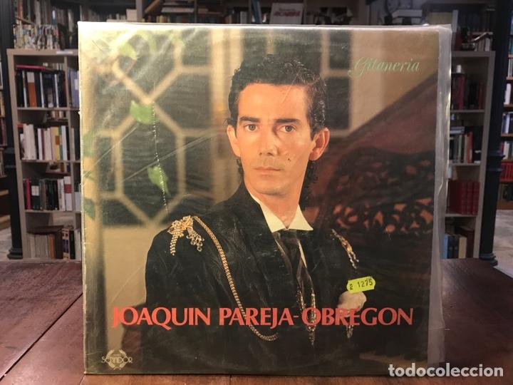 GITANERIA - JOAQUÍN PAREJA-OBREGÓN (Música - Discos - LP Vinilo - Flamenco, Canción española y Cuplé)