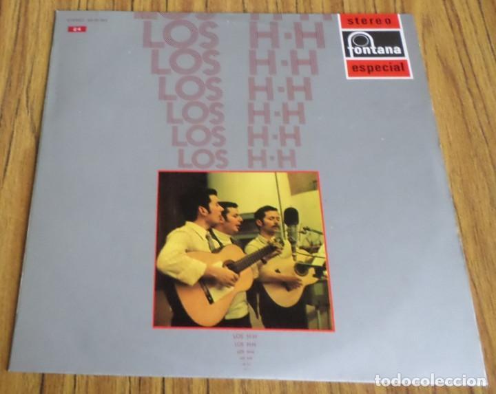 LOS H - H (Música - Discos - LP Vinilo - Solistas Españoles de los 70 a la actualidad)