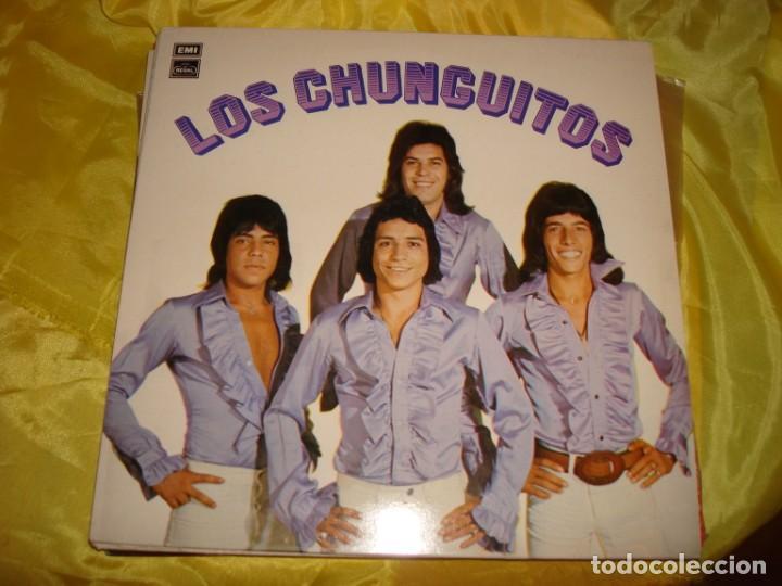 LOS CHUNGUITOS. REGAL SERIE AZUL, 1977 . IMPECABLE (#) (Música - Discos - LP Vinilo - Flamenco, Canción española y Cuplé)