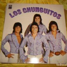 Discos de vinilo: LOS CHUNGUITOS. REGAL SERIE AZUL, 1977 . IMPECABLE (#). Lote 195316945