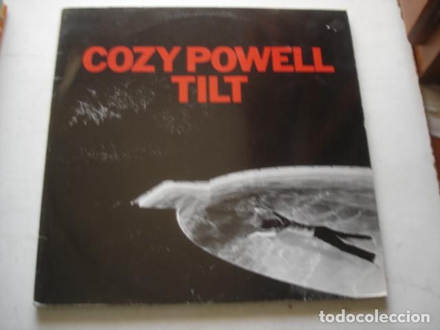 COZY POWELL TILT (Música - Discos - LP Vinilo - Heavy - Metal)