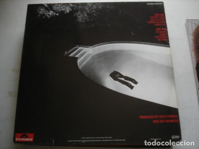 Discos de vinilo: Cozy Powell Tilt - Foto 2 - 195316975