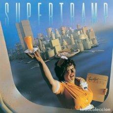 Discos de vinilo: SUPERTRAMP – BREAKFAST IN AMERICA -LP-. Lote 195317615