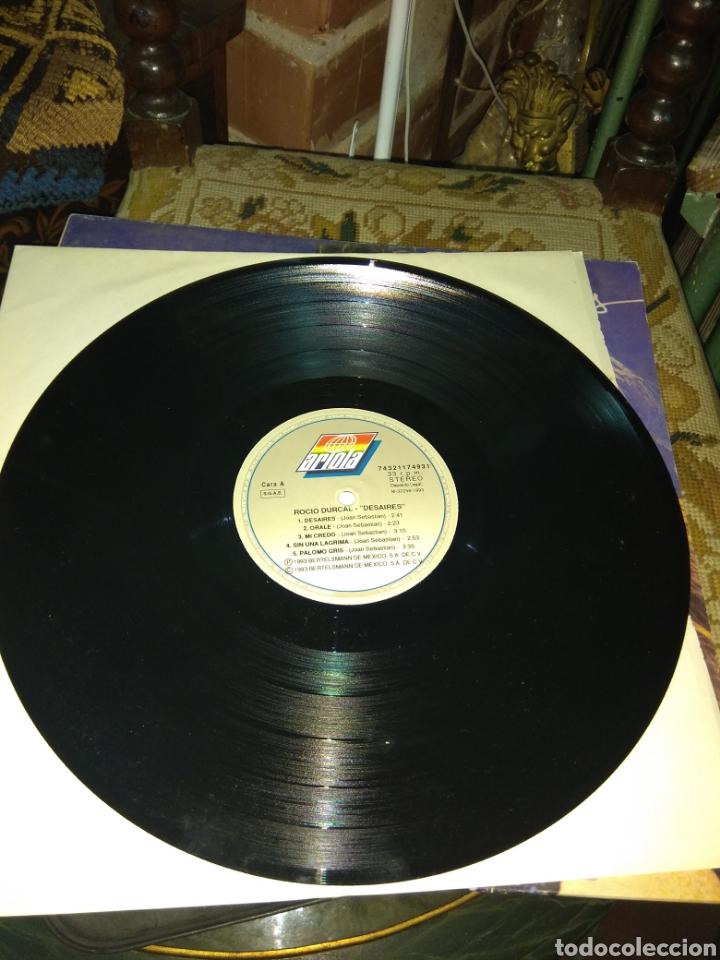 Discos de vinilo: Vinilo Rocío Dúrcal - Desaires - - Foto 4 - 195317742