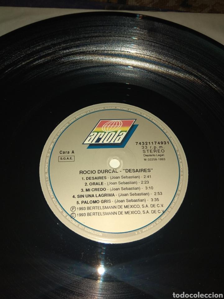 Discos de vinilo: Vinilo Rocío Dúrcal - Desaires - - Foto 5 - 195317742