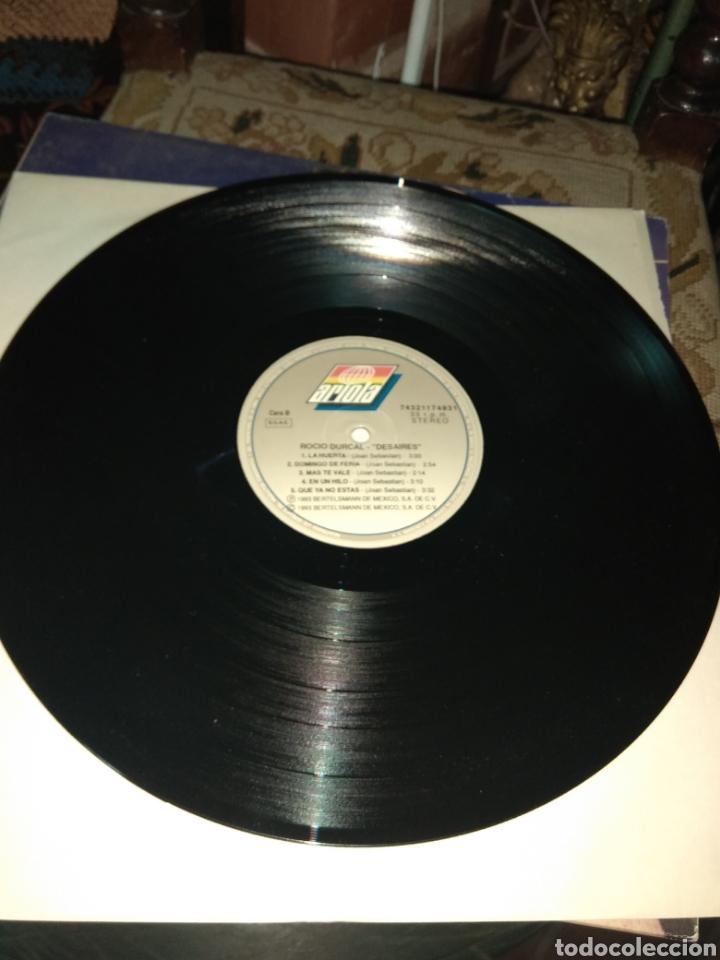 Discos de vinilo: Vinilo Rocío Dúrcal - Desaires - - Foto 6 - 195317742