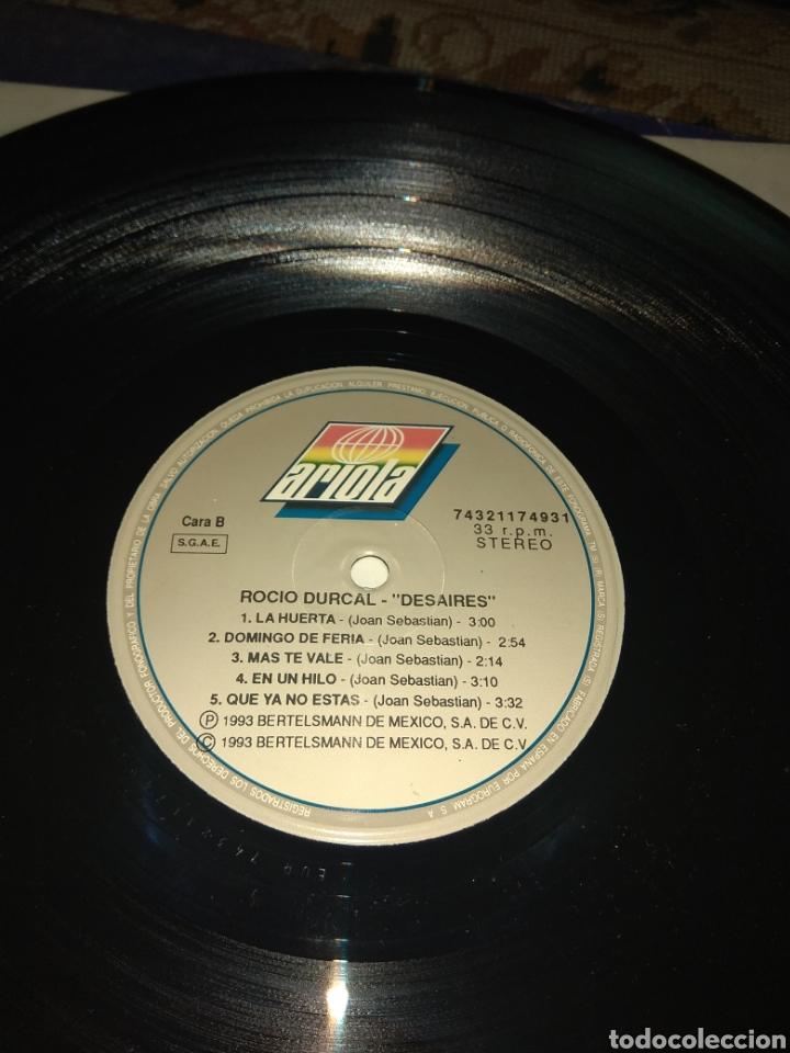 Discos de vinilo: Vinilo Rocío Dúrcal - Desaires - - Foto 7 - 195317742