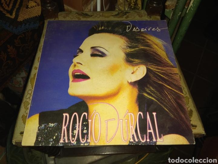 VINILO ROCÍO DÚRCAL - DESAIRES - (Música - Discos - LP Vinilo - Flamenco, Canción española y Cuplé)