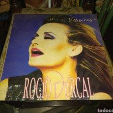 Discos de vinilo: VINILO ROCÍO DÚRCAL - DESAIRES -. Lote 195317742
