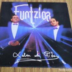 Discos de vinilo: FUNTZIOA -- XABIER ETA PITER . Lote 195317883