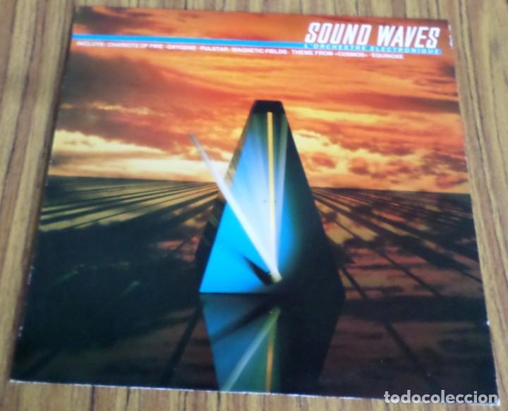 SOUND WAVES -- L´ORCHESTRE ELECTRONIQUE (Música - Discos - LP Vinilo - Orquestas)
