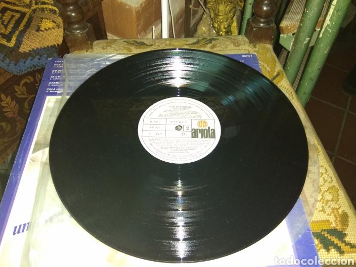 Discos de vinilo: Vinilo Rocío Dúrcal - Una Vez Más - 1977 - - Foto 4 - 195319101
