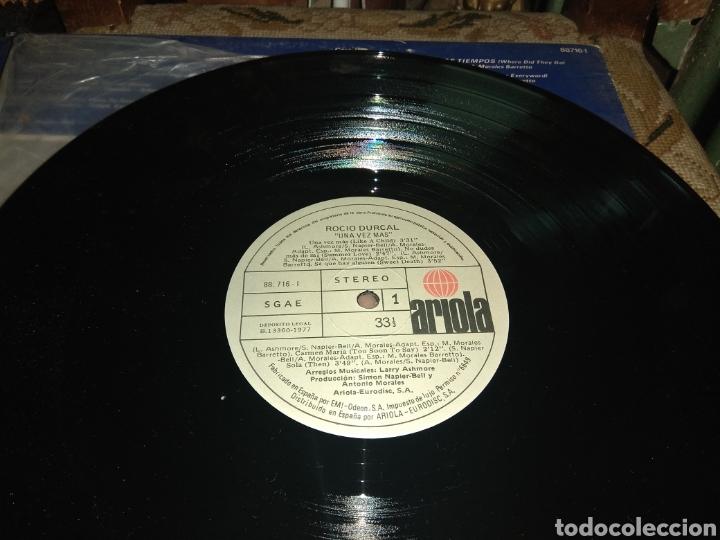 Discos de vinilo: Vinilo Rocío Dúrcal - Una Vez Más - 1977 - - Foto 7 - 195319101