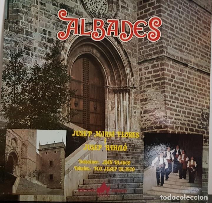 ALBADES - JUSEP MARIA FLORES I JUSEP BAHILÓ - DIAL DISCOS -1979 (Música - Discos - LP Vinilo - Otros estilos)