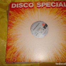 Discos de vinilo: DAVID MARTIAL. CELIMENE / BAMBOU TABOU. ARIOLA, 1975. MAXI-SINGLE. EDC. ALEMANA. IMPECABLE (#) . Lote 195319647