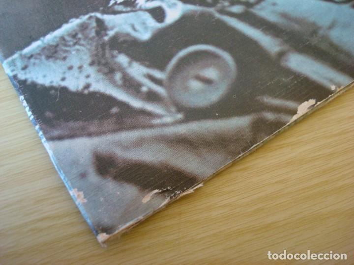 Discos de vinilo: MARVIN GAYE : WHATS GOING ON - EDICION ORIGINAL UK CON PORTADA TEXTURADA + INSERT - STML 11190 - Foto 2 - 195319982