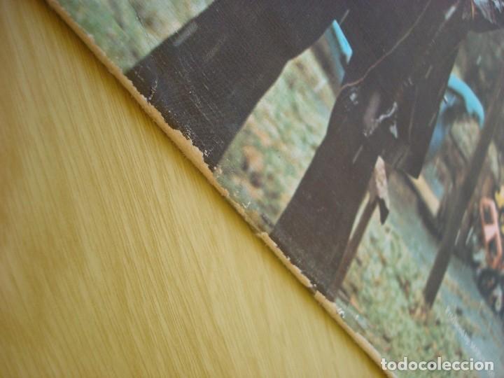 Discos de vinilo: MARVIN GAYE : WHATS GOING ON - EDICION ORIGINAL UK CON PORTADA TEXTURADA + INSERT - STML 11190 - Foto 6 - 195319982