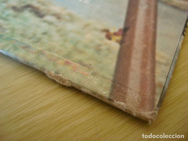 Discos de vinilo: MARVIN GAYE : WHATS GOING ON - EDICION ORIGINAL UK CON PORTADA TEXTURADA + INSERT - STML 11190 - Foto 7 - 195319982