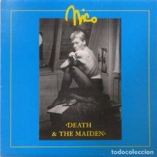 Discos de vinilo: NICO – DEATH & THE MAIDEN -LP-. Lote 195320236