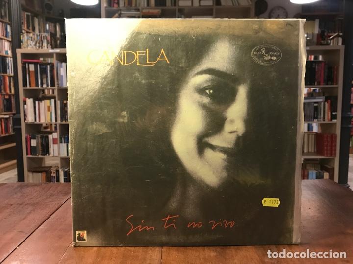 SIN TI NO VIVO - CANDELA (Música - Discos - LP Vinilo - Flamenco, Canción española y Cuplé)