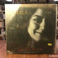 Discos de vinilo: SIN TI NO VIVO - CANDELA. Lote 195321093