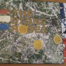 Discos de vinilo: THE STONE ROSES LP INSERTO. Lote 195323206