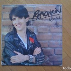 Discos de vinilo: RAMONCIN - CORTA 1984 LP VINYL 130 245 HISPAVOX. Lote 195323461
