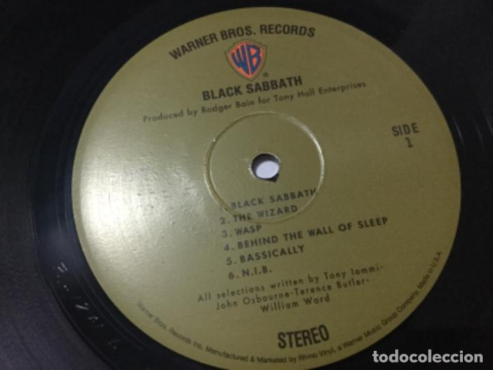 Discos de vinilo: Black Sabbath . Reedición. USA - Foto 5 - 195324323