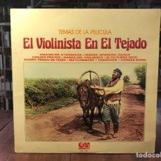 Discos de vinilo: EL VIOLINISTA EN EL TEJADO. Lote 195324440