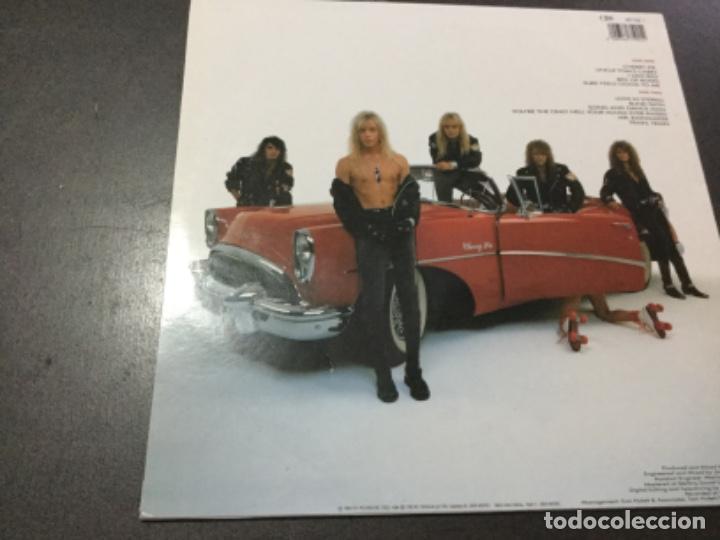 Discos de vinilo: Warrant - cherry pie - Foto 2 - 195324535