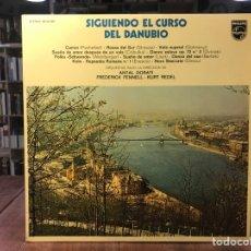 Discos de vinilo: SIGUIENDO EL CURSO DEL DANUBIO. Lote 195324998