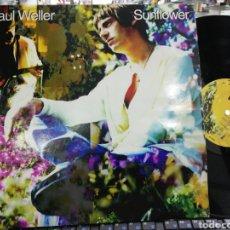 Discos de vinilo: PAUL WELLER MAXI SUNFLOWER 1993. Lote 195327286