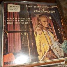Discos de vinilo: LOS PARAGUAS DE CHESBURGO. Lote 195329458