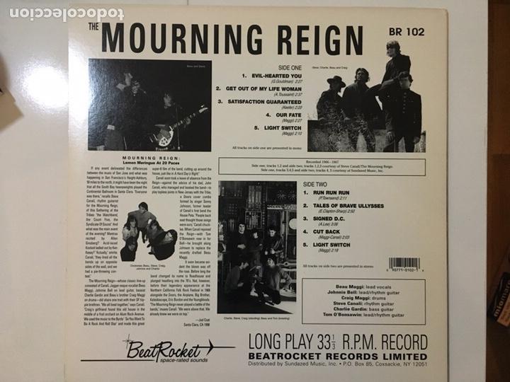 Discos de vinilo: THE MOURNING REIGN: MOURNING REIGN - Foto 2 - 195329646