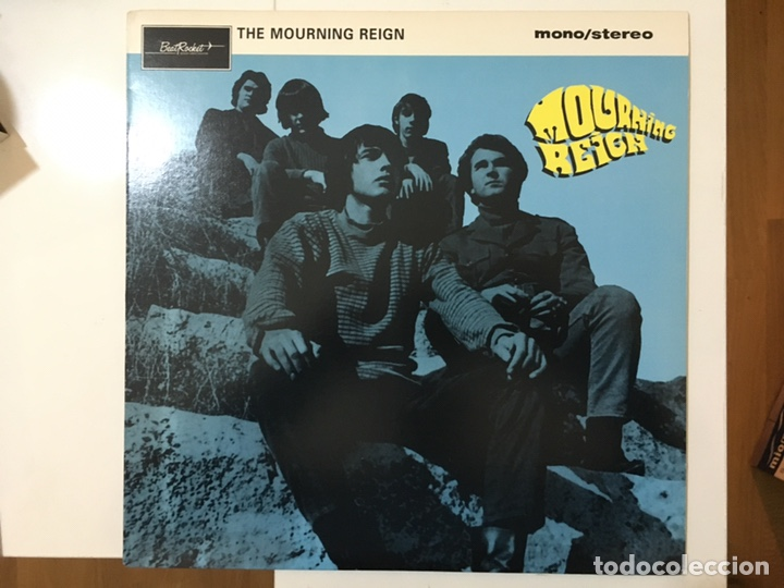 THE MOURNING REIGN: MOURNING REIGN (Música - Discos - LP Vinilo - Pop - Rock Extranjero de los 50 y 60)