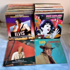 Discos de vinilo: SUPER LOTE DE MAS DE 100 LP`S DISCOS DE VINILO 33.RPM VARIOS ARTISTAS Y ESTILOS (VER IMAGENES). Lote 195330163