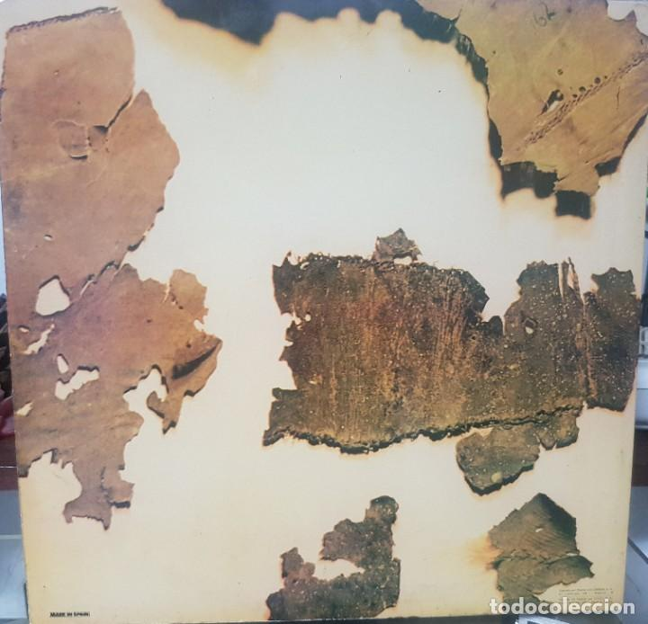 Discos de vinilo: Los Sabandeños - La cantata del Mencey loco - Folklore canario - Carpeta doble - Columbia 1975 Bien - Foto 4 - 195331950