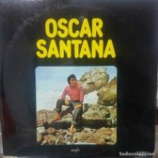 Discos de vinilo: CANTANTE CANARIO OSCAR SANTANA - FONOGUANCHE - 1982 DISCO COMO NUEVO - . Lote 195332846