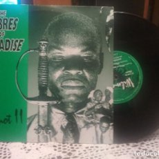 Discos de vinilo: THE SABRES OF PARADISE WILMOT MEETS LORD SCRUFFAGE 10 PULGADAS UK 1994 PEPETO TOP. Lote 195333033